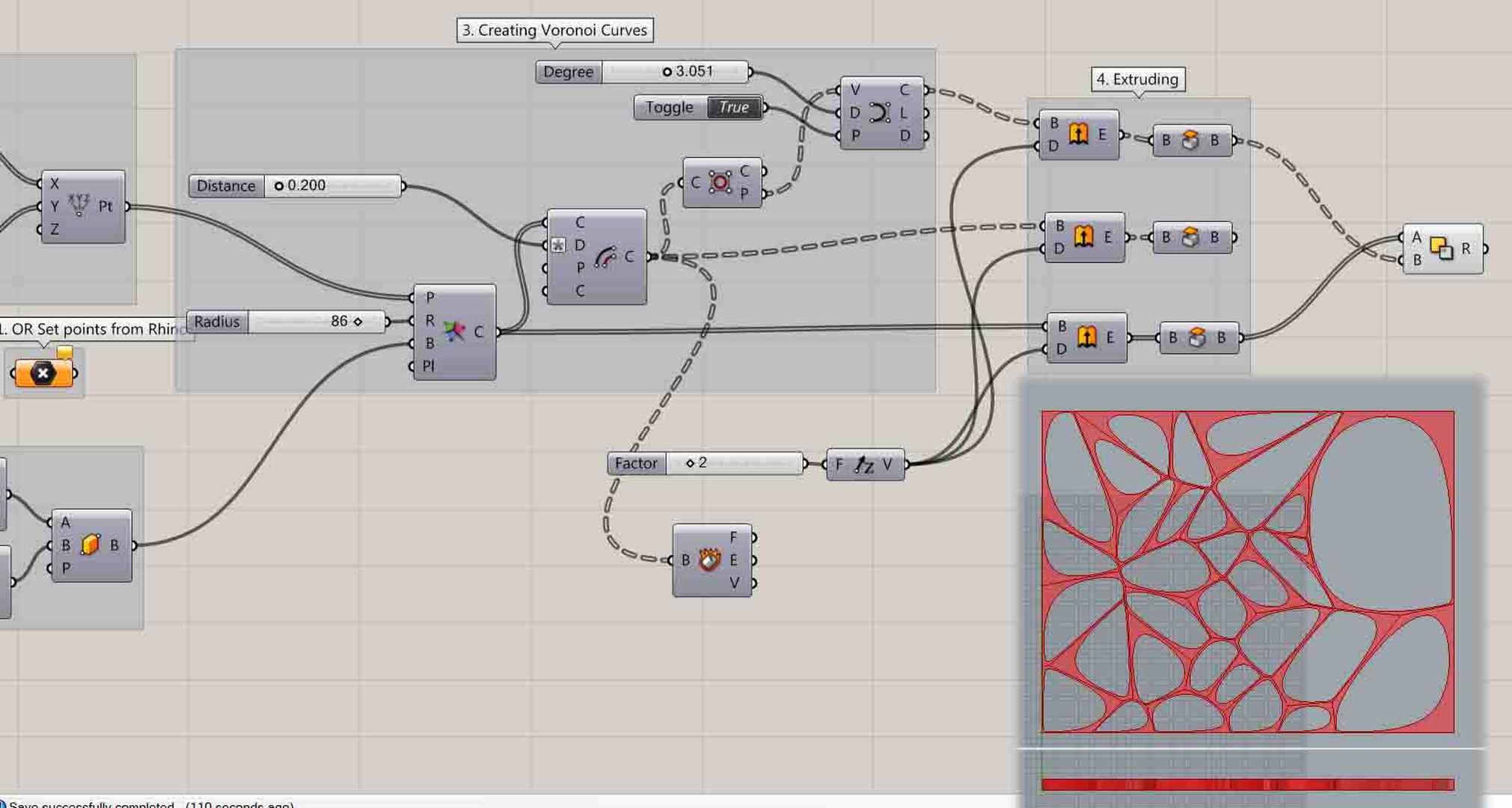 Archi 138 Parametric Modeling With Grasshopper Wiring Diagrams Definitions